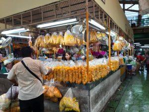 Pakklong Talad Flower Market