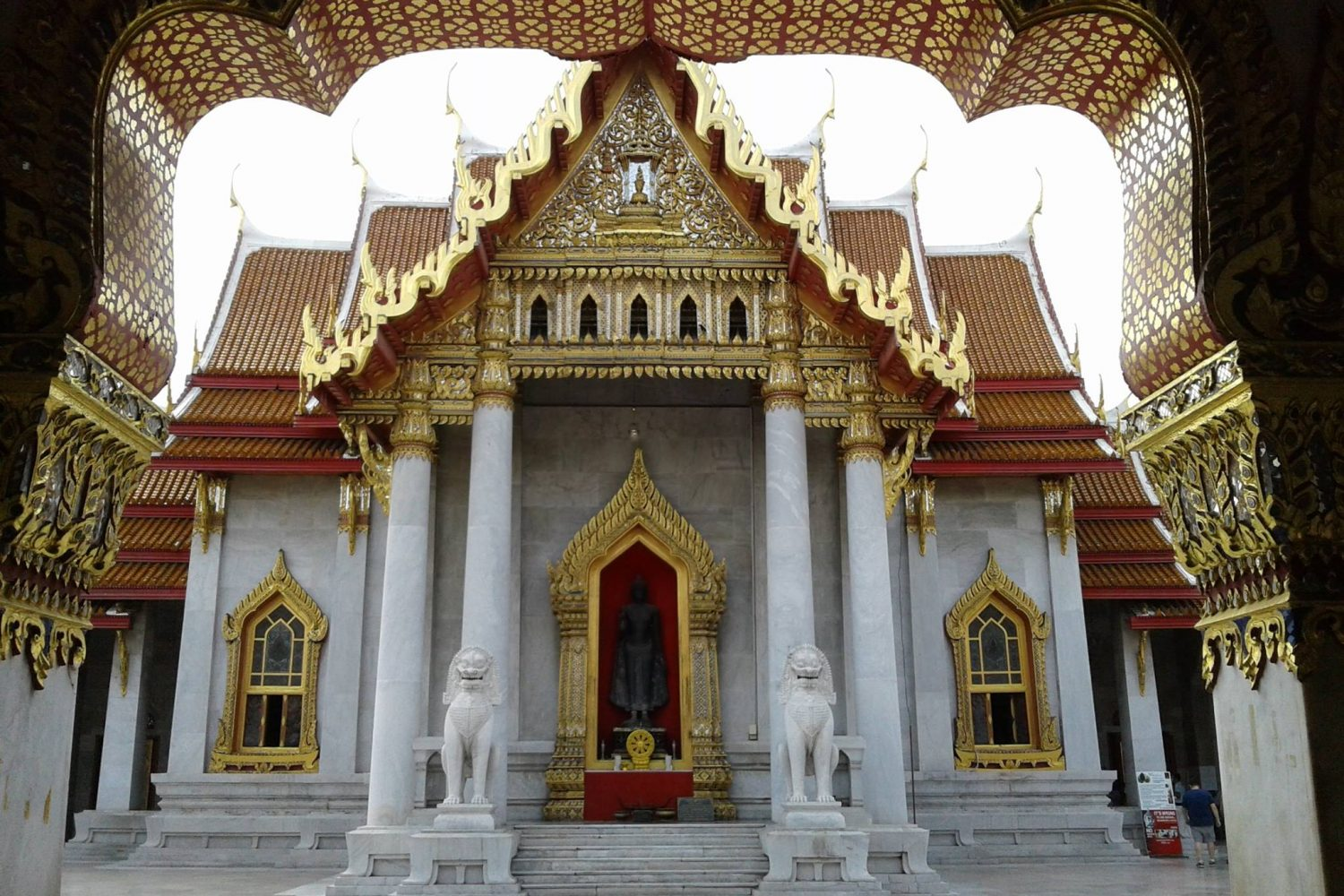 Wat Benchamabopit > Marble Temple