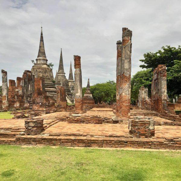 Ayutthaya > Ancient Palace