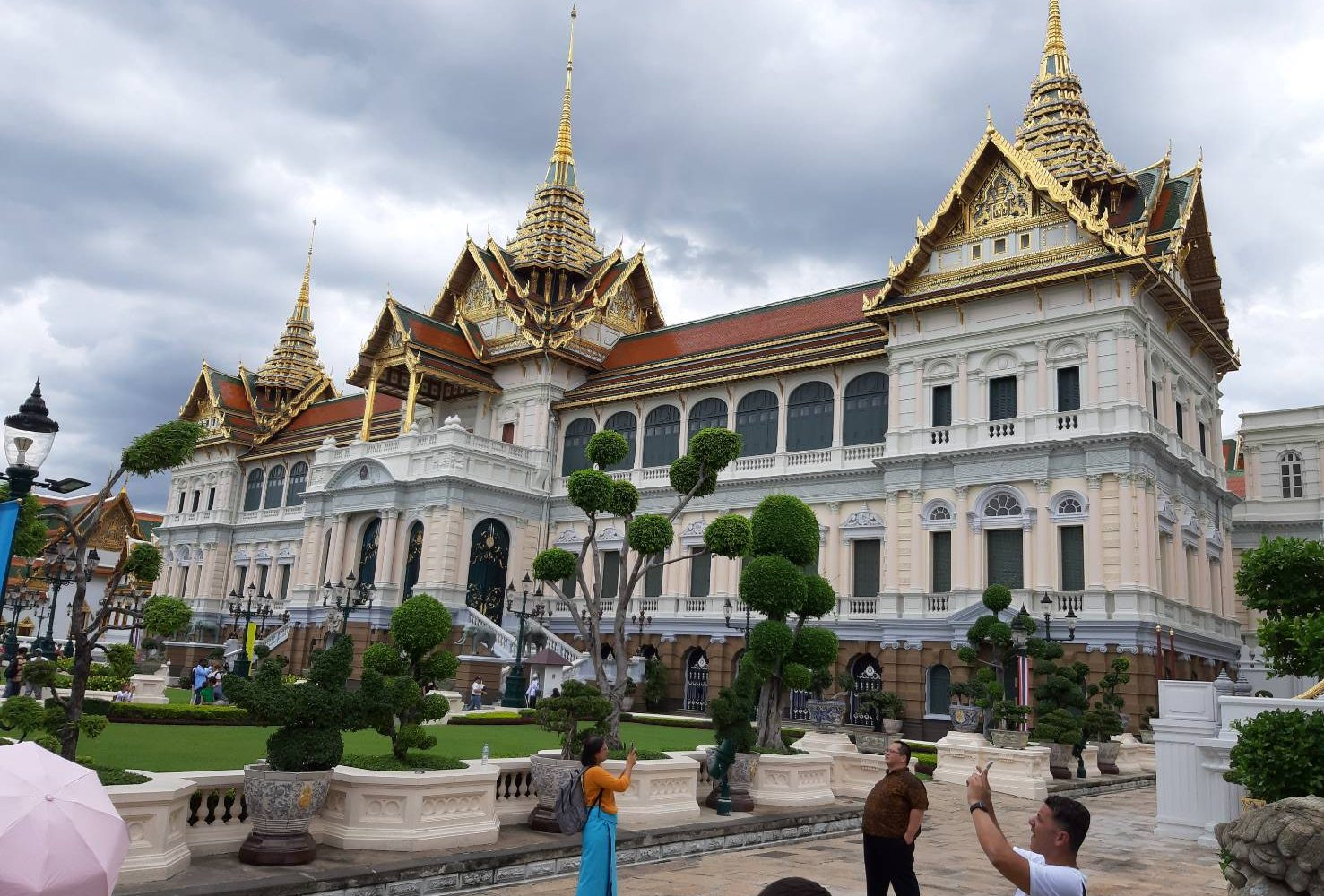 RoyalGrandPalace Bangkok
