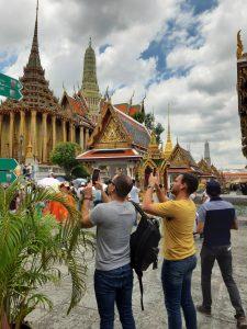 Emerald Buddha Temple Bangkok