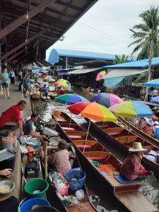 Damnoen Saduak Floating Market Ratchaburi