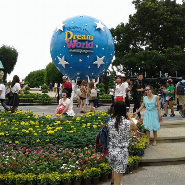 Disney Land Thailand > Dream World