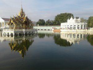 Bang Pa In Summer Palace Ayutthaya