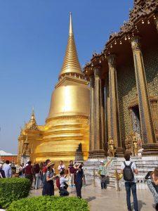 Emerald Buddha Temple > Wat Phra Kaew
