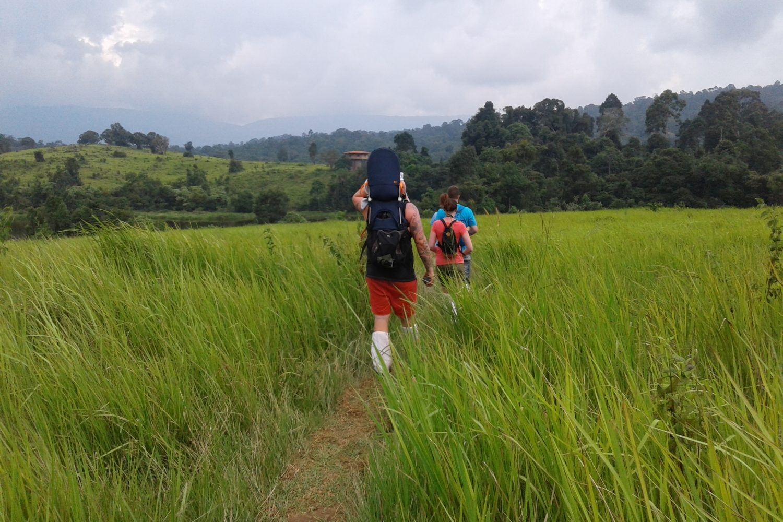 Hiking @ Khao Yai National Park NakhonNayok