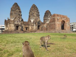 Phra Phrang Sam Yot Lopburi