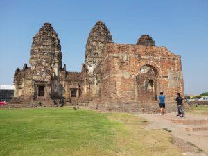 Phra Phrang Sam Yot at Lopburi