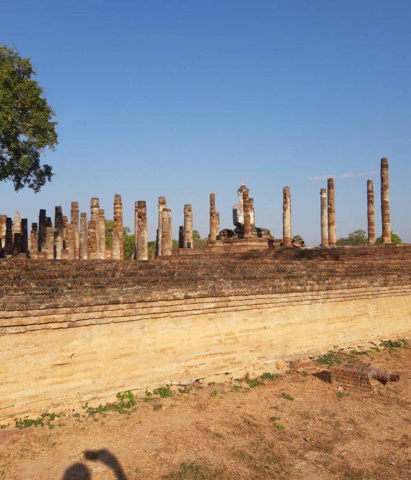 Sukhothai Historical Park @ Sukhothai