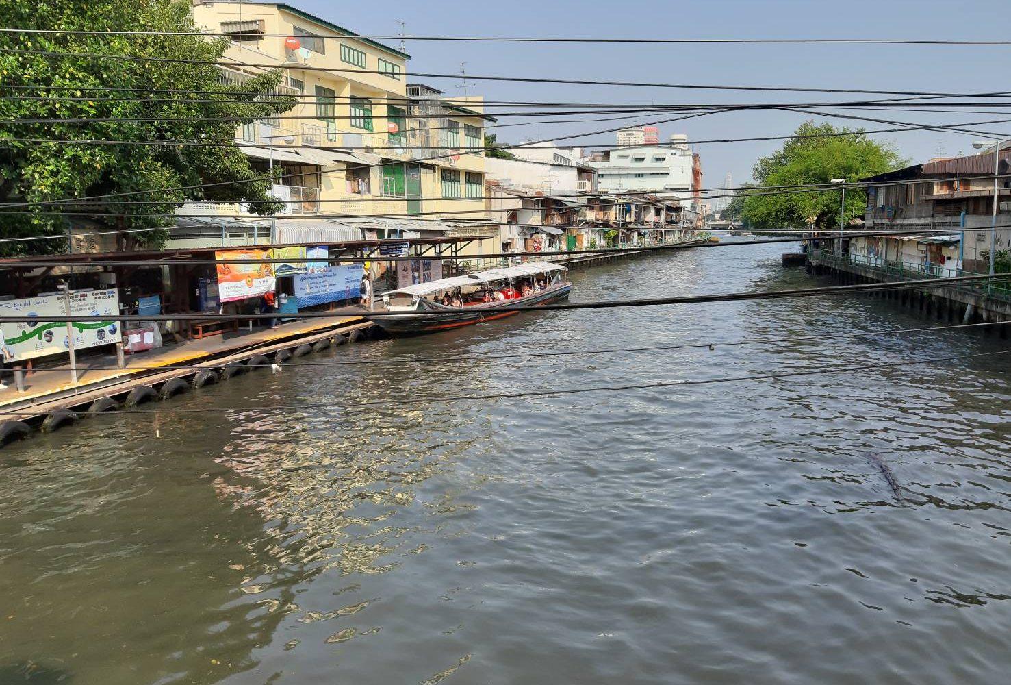 Khlong San Saeb