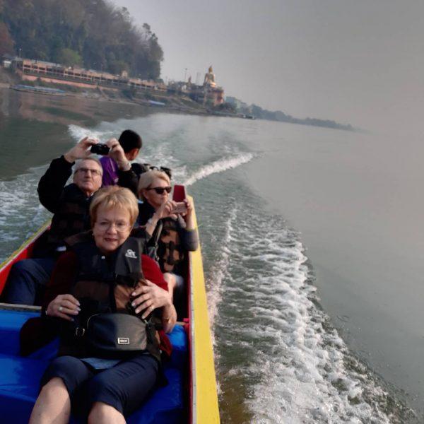 Mae Khong River Boat Trip
