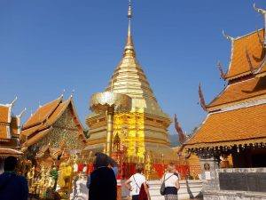WatPhrathatDoisuthep ChiangMai