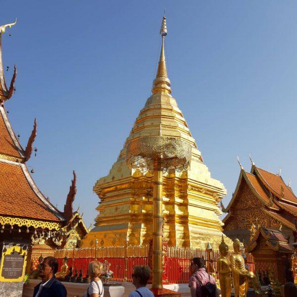 Wat Phrathat Doi Su thep