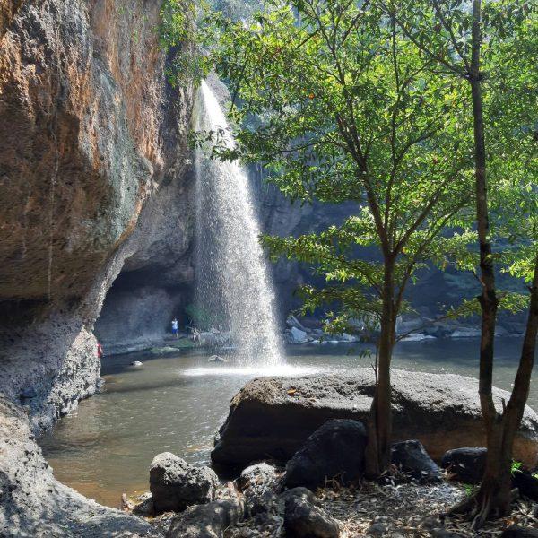 HaewSuWat Waterfall @ Khao Yai National Park NakhonNayok
