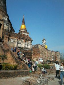 Wat Yai Chai Mong Kol Ayutthaya