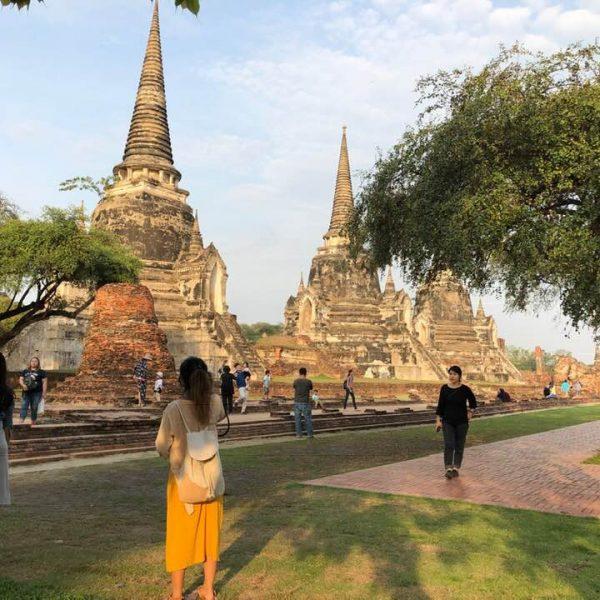 WatPhraSriSanPetch Ayutthaya