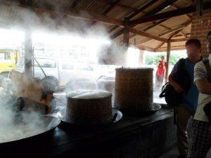 Coconut Kiln at Coconut Sugar House Factory