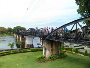 RiverKwaiBridgeKanchanaburi