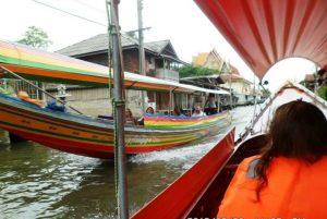 Bangkok Canal Tour