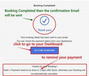 BookingDiagram