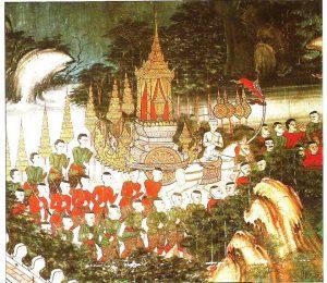 MuralPainting_BuddhaLife